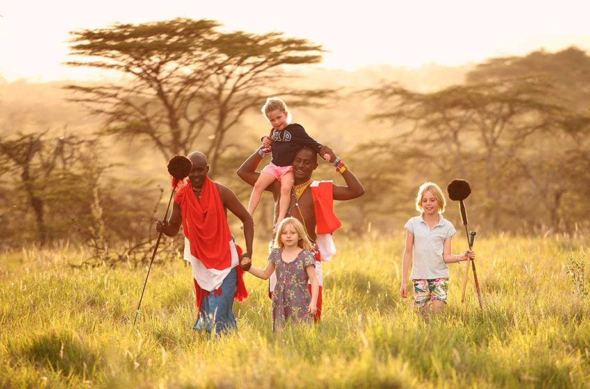 Family Travel Itinerary For Tanzania