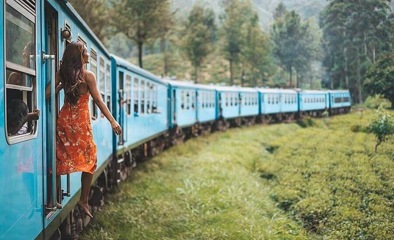 The beauty of Indian train journeys from all around the country