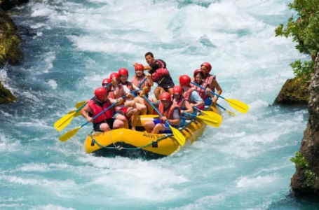 Heard about White water rafting in Kolad?